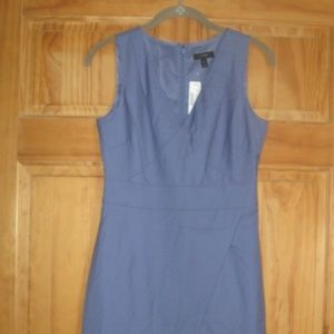 Womens J Crew Sleeveless Dress